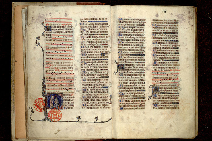 Paris, Bibl. Mazarine, ms. 0344, f. 012v-013