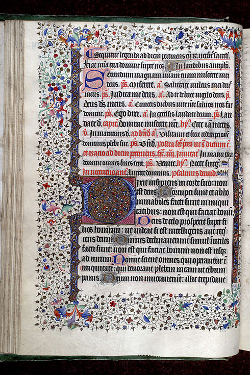 Paris, Bibl. Mazarine, ms. 0345, f. 032v