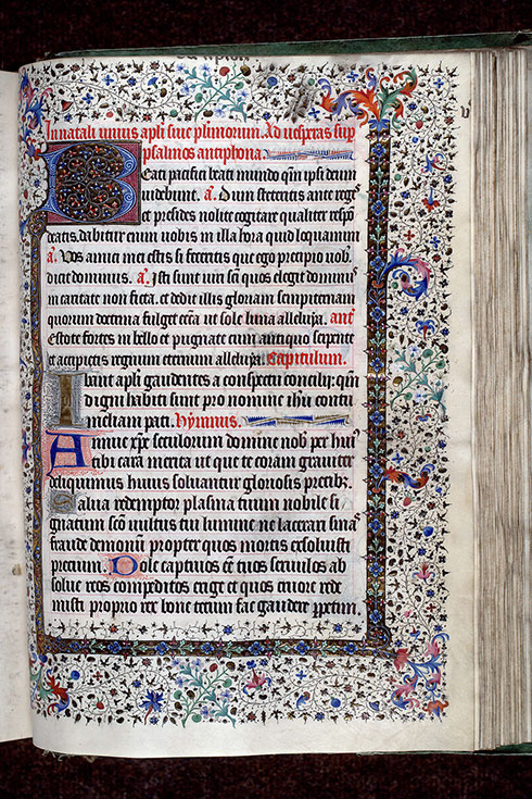 Paris, Bibl. Mazarine, ms. 0345, f. 526