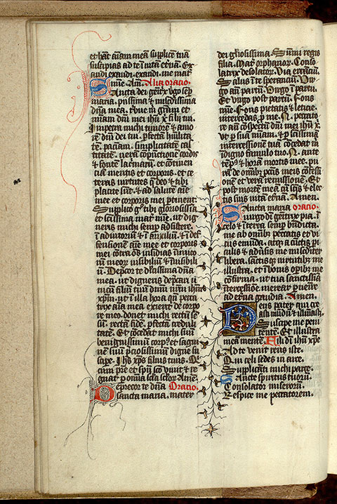 Paris, Bibl. Mazarine, ms. 0346, f. 008v