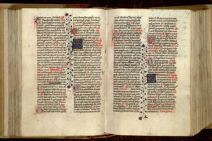 Paris, Bibl. Mazarine, ms. 0346, f. 097v-098