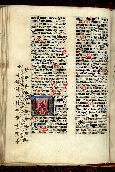 Paris, Bibl. Mazarine, ms. 0346, f. 191v