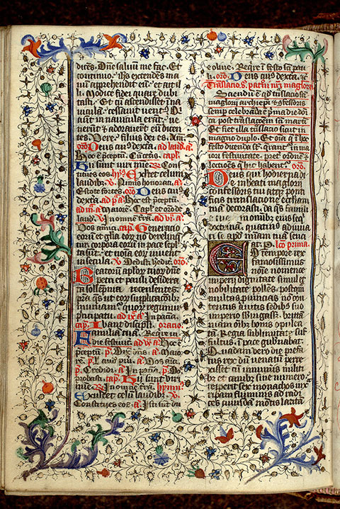 Paris, Bibl. Mazarine, ms. 0346, f. 332v