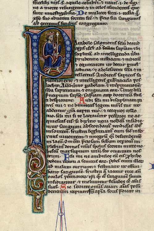 Paris, Bibl. Mazarine, ms. 0012, f. 131v