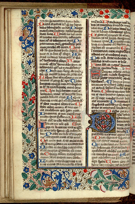 Paris, Bibl. Mazarine, ms. 0351, f. 015v