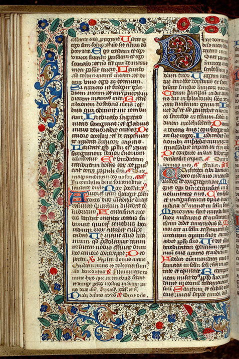 Paris, Bibl. Mazarine, ms. 0351, f. 040v