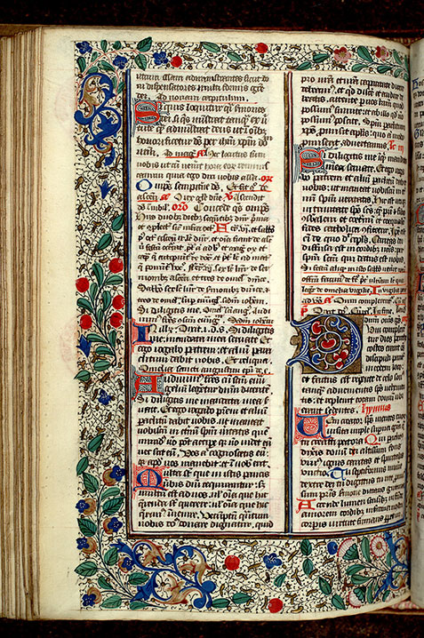 Paris, Bibl. Mazarine, ms. 0351, f. 154v