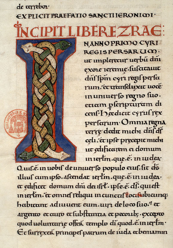 Paris, Bibl. Mazarine, ms. 0002, f. 104v