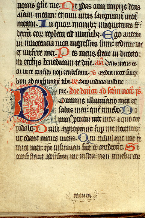 Paris, Bibl. Mazarine, ms. 0358, f. 022v