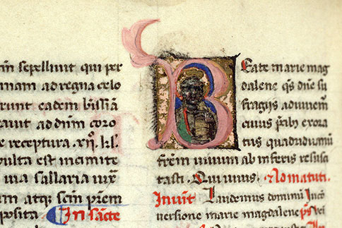 Paris, Bibl. Mazarine, ms. 0365, f. 303v