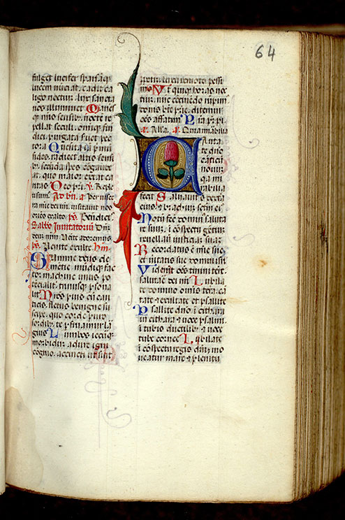 Paris, Bibl. Mazarine, ms. 0366, f. 064