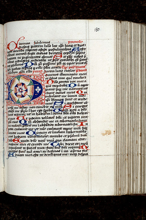Paris, Bibl. Mazarine, ms. 0368, f. 130