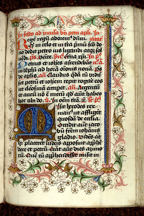 Paris, Bibl. Mazarine, ms. 0369, f. 073