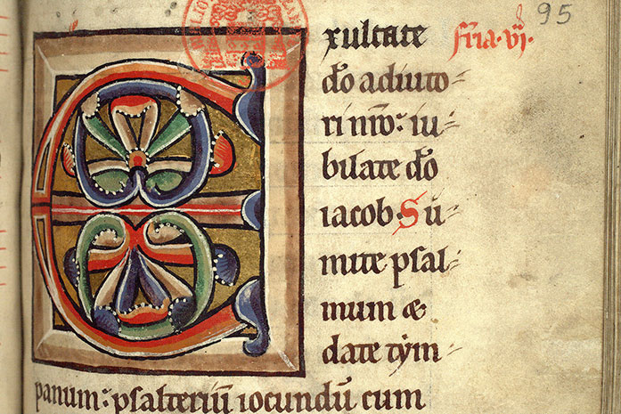 Paris, Bibl. Mazarine, ms. 0375, f. 095