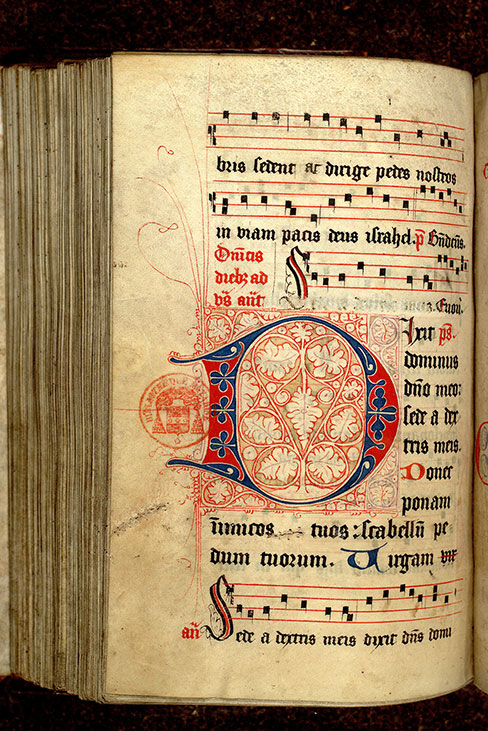 Paris, Bibl. Mazarine, ms. 0375, f. 130v