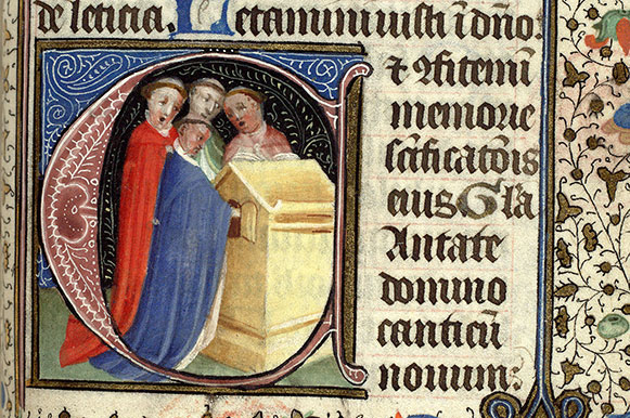 Paris, Bibl. Mazarine, ms. 0376, f. 120