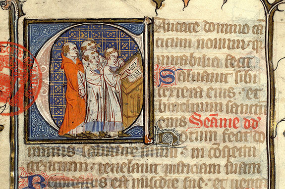 Paris, Bibl. Mazarine, ms. 0378, f. 077v