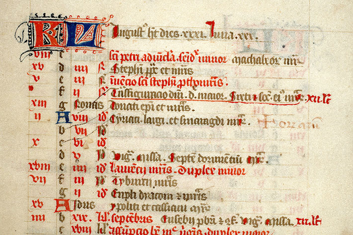 Paris, Bibl. Mazarine, ms. 0379, f. 005
