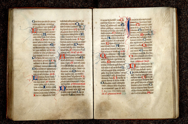 Paris, Bibl. Mazarine, ms. 0379, f. 056v-057