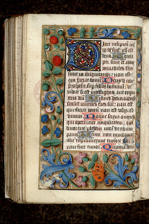 Paris, Bibl. Mazarine, ms. 0381, f. 086v