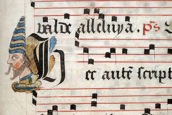 Paris, Bibl. Mazarine, ms. 0386, f. 045
