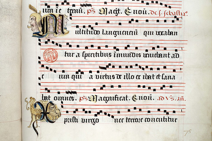 Paris, Bibl. Mazarine, ms. 0386, f. 075