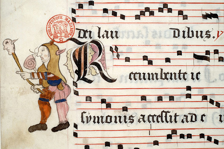 Paris, Bibl. Mazarine, ms. 0386, f. 099v