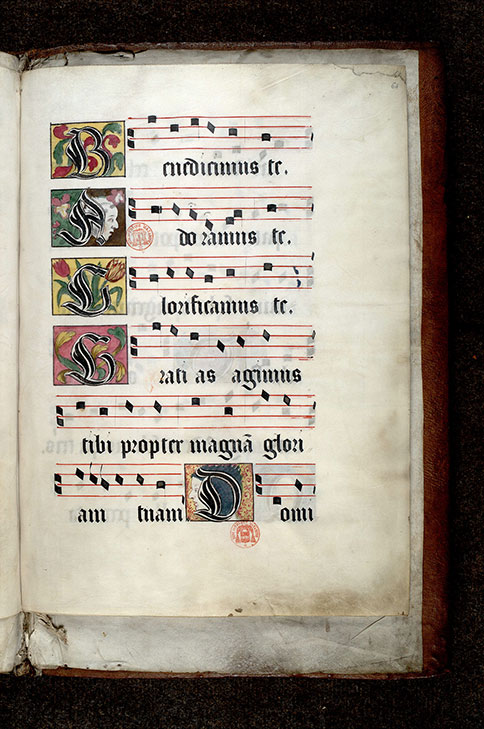 Paris, Bibl. Mazarine, ms. 0388, f. 064