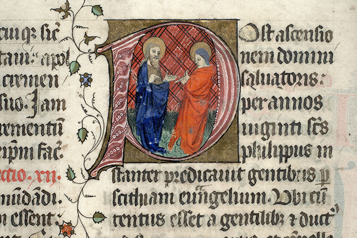 Paris, Bibl. Mazarine, ms. 0399, f. 061v