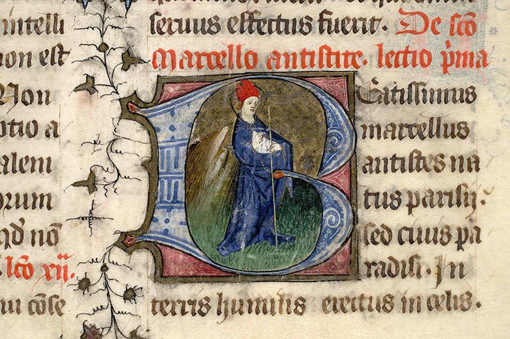 Paris, Bibl. Mazarine, ms. 0399, f. 107