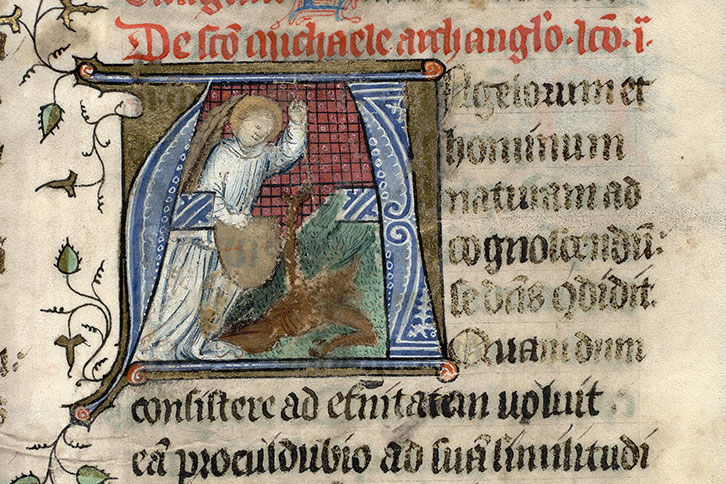 Paris, Bibl. Mazarine, ms. 0399, f. 173