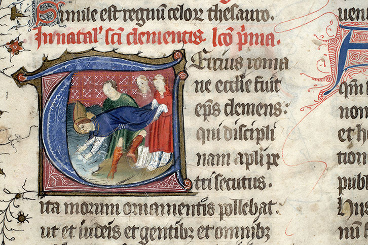 Paris, Bibl. Mazarine, ms. 0399, f. 241v