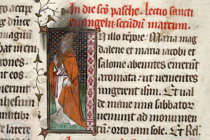 Paris, Bibl. Mazarine, ms. 0399, f. 285