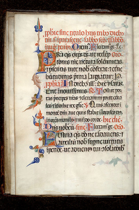 Paris, Bibl. Mazarine, ms. 0403, f. 004v