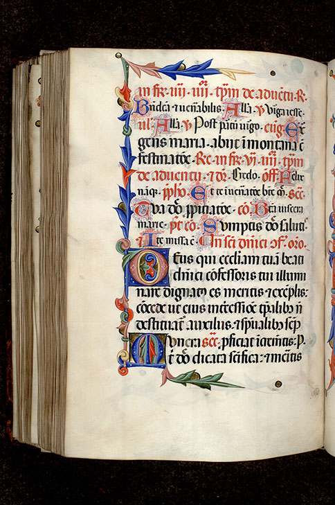 Paris, Bibl. Mazarine, ms. 0403, f. 242v