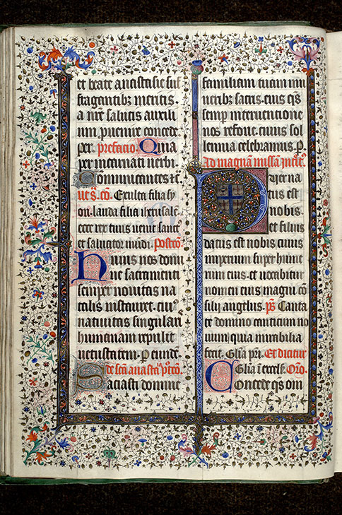 Paris, Bibl. Mazarine, ms. 0409, f. 024v