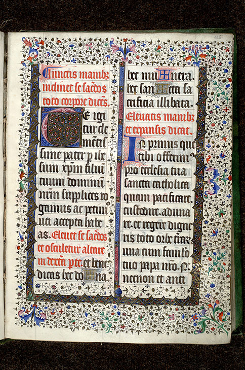 Paris, Bibl. Mazarine, ms. 0409, f. 225