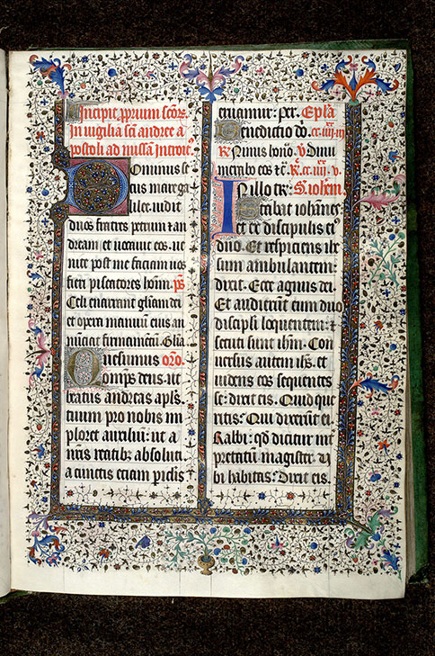 Paris, Bibl. Mazarine, ms. 0409, f. 242