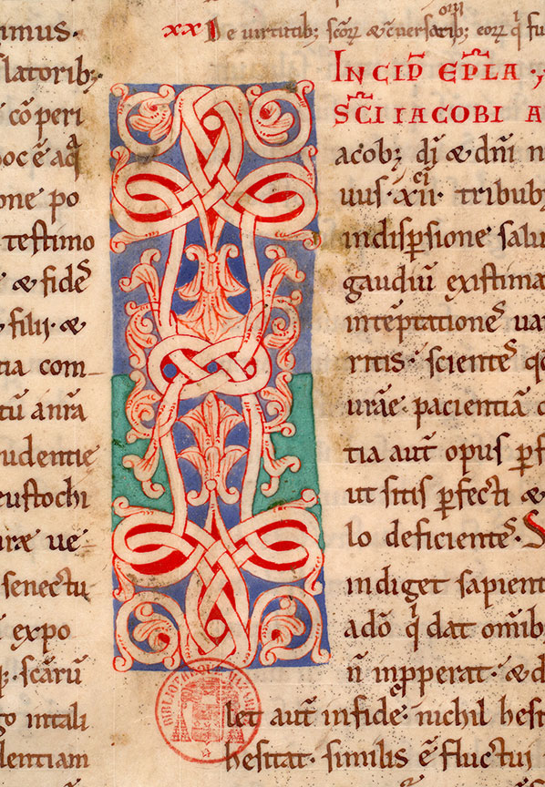 Paris, Bibl. Mazarine, ms. 0004, f. 267v