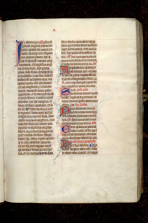 Paris, Bibl. Mazarine, ms. 0413, B f. 005