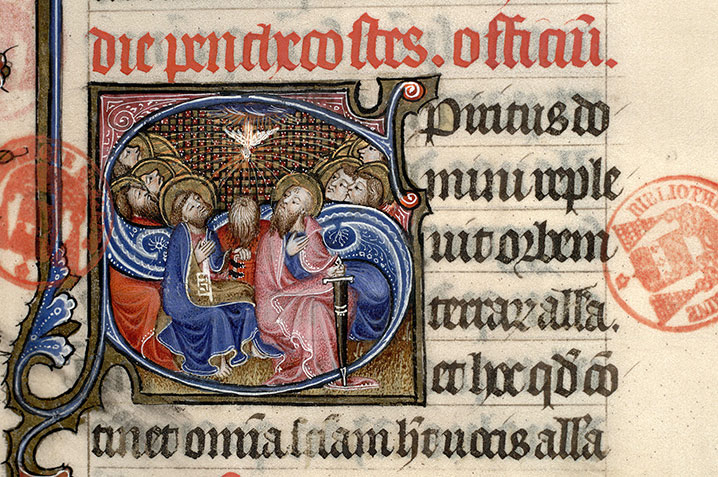Paris, Bibl. Mazarine, ms. 0416, f. 152