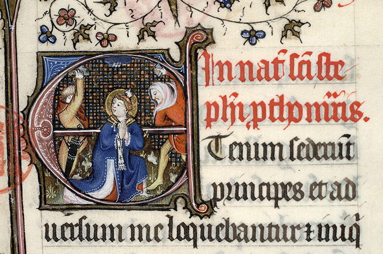 Paris, Bibl. Mazarine, ms. 0416, f. 257