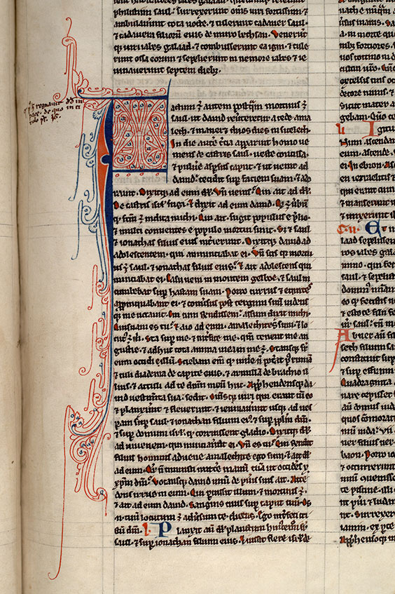 Paris, Bibl. Mazarine, ms. 0005, f. 078