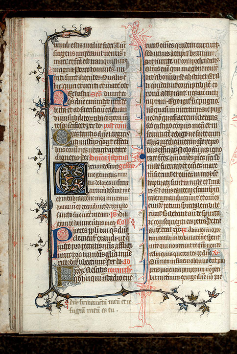 Paris, Bibl. Mazarine, ms. 0419, f. 022v