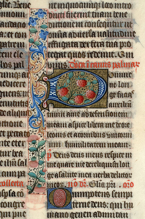 Paris, Bibl. Mazarine, ms. 0420, f. 091