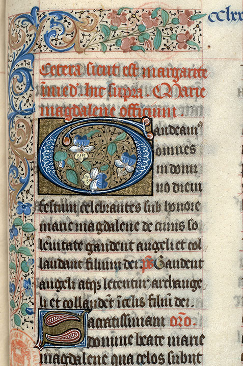 Paris, Bibl. Mazarine, ms. 0420, f. 270