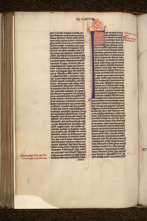 Paris, Bibl. Mazarine, ms. 0006, f. 102v