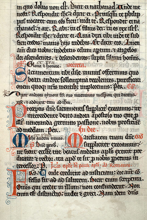 Paris, Bibl. Mazarine, ms. 0422, f. 174