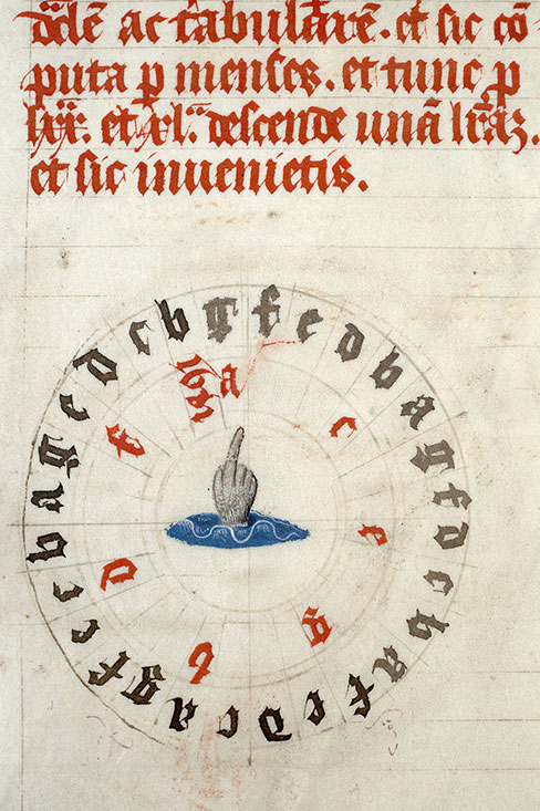 Paris, Bibl. Mazarine, ms. 0425, f. 001v