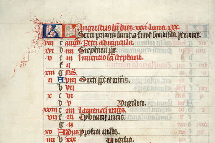 Paris, Bibl. Mazarine, ms. 0426, f. 005v